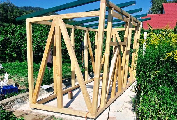 Fotogalerie Gartenhäuser - Bauer Holzbau